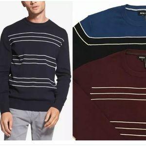DKNY MEN sweater burgundy size XL